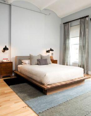 Platform Beds Bedroom Design Ideas