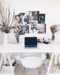 Beautiful Home Office Design 114