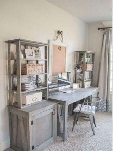 Beautiful Home Office Design 117