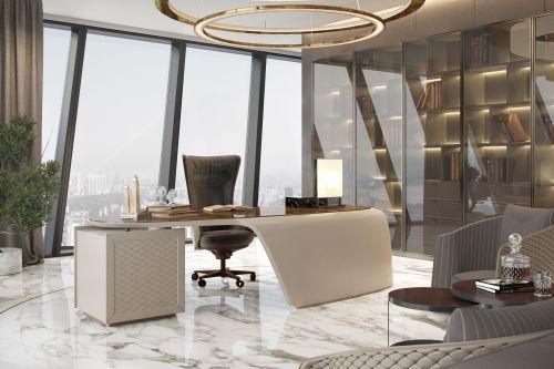 Beautiful Home Office Design 12