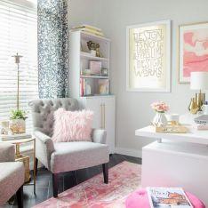 Beautiful Home Office Design 120