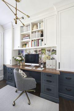 Beautiful Home Office Design 128