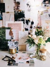 Beautiful Home Office Design 129