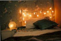Bedroom Fairy Lights Romantic