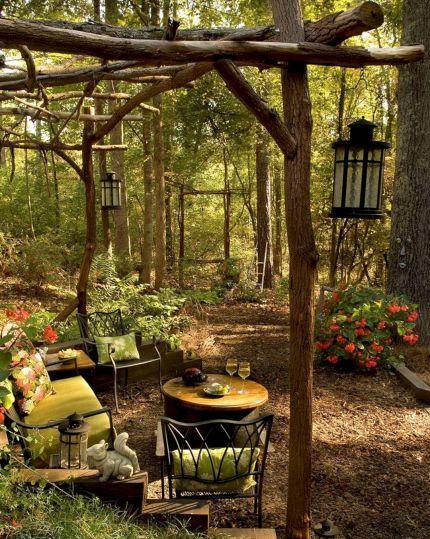 Best Outdoor Living Spaces 120