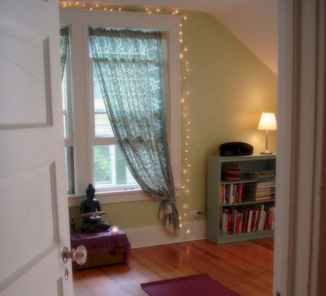 Fairy Lights Bedroom Window DECOREDO