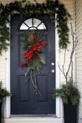 Front Door Christmas Design