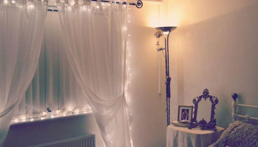 Pinterest Fairy Lights Bedroom Decoredo