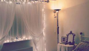 Pinterest Fairy Lights Bedroom