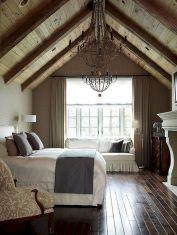 Rustic Farmhouse Style Master Bedroom Ideas 24