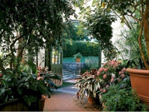 Winter Garden Design Ideas 171