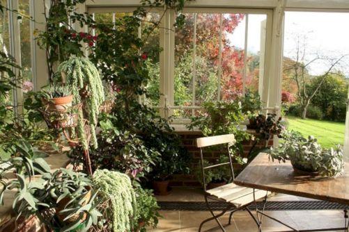 Winter Garden Design Ideas 321