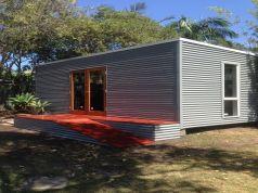 Backyard Office Pods
