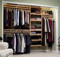 Bedroom Closet Design Idea