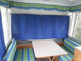 Cushion Pop Up Camper Curtains