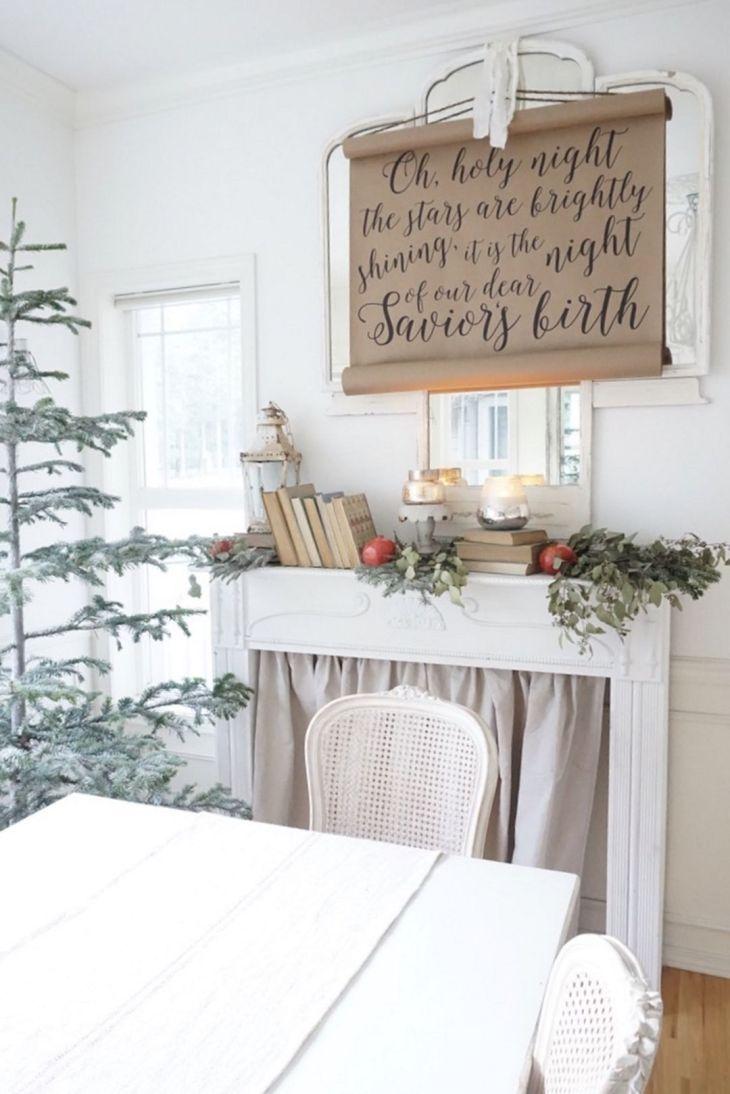 Dining Room Christmas