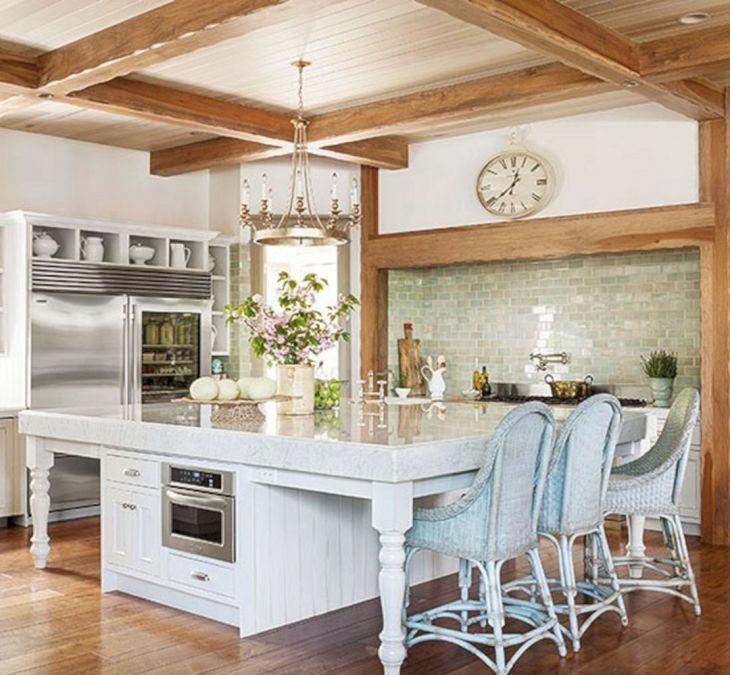 Farmhouse Chic Kitchen Decor