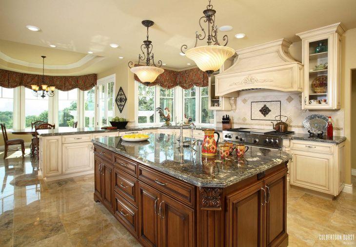 Farmhouse Kitchen Interior Design