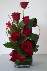 Flower Valentine Floral Arrangement
