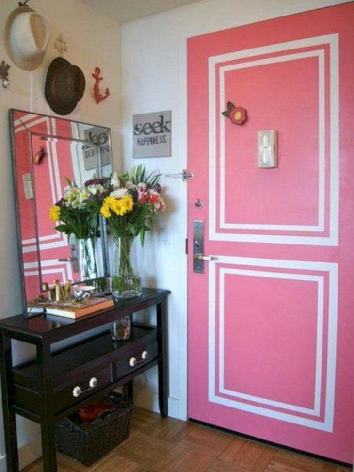 Interior Door Decorating Ideas
