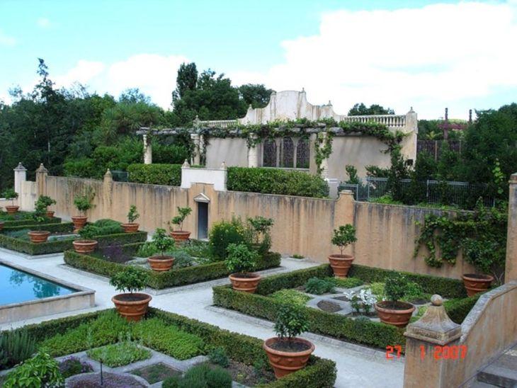 Italian Garden Ideas