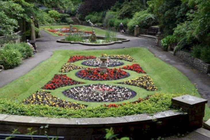 Italian Gardens Scarboroug