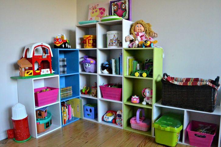 25+ Beautiful Toy Storage Design For Your Kids Room – DECOREDO
