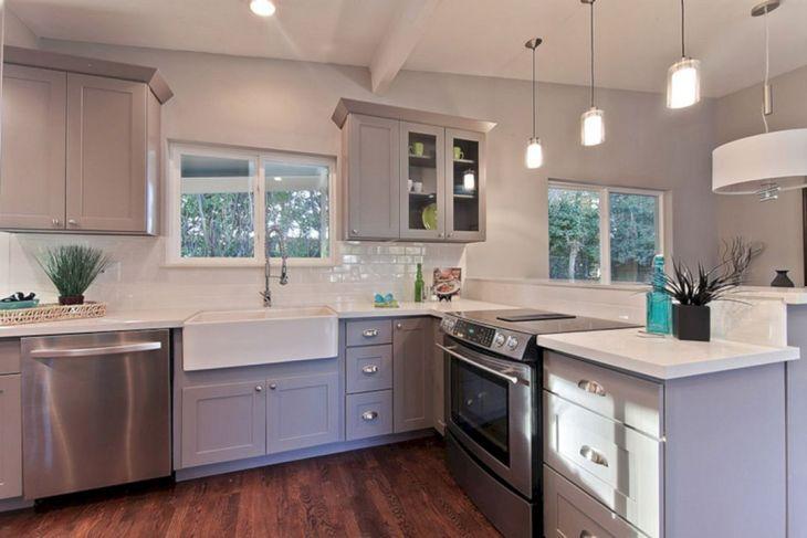 Kitchen with Farmhouse Sink