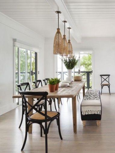 Modern Cottage Dining Room