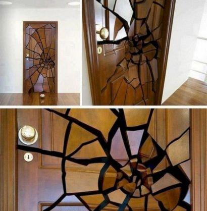 Optical Illusion Door