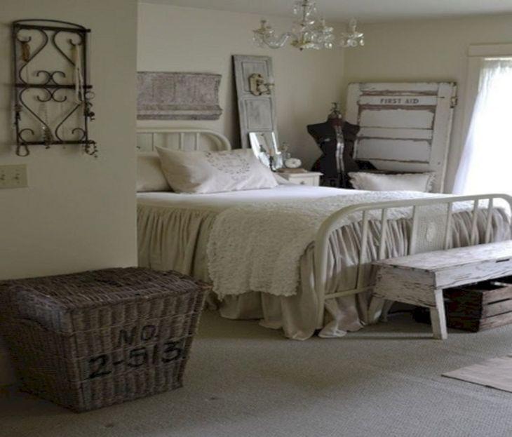 Rustic Shabby Chic Bedroom Ideas