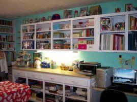 Scrapbook Craft Room Designs
