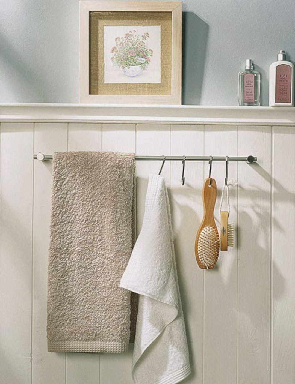 Small Bathroom Towel Storage Ideas