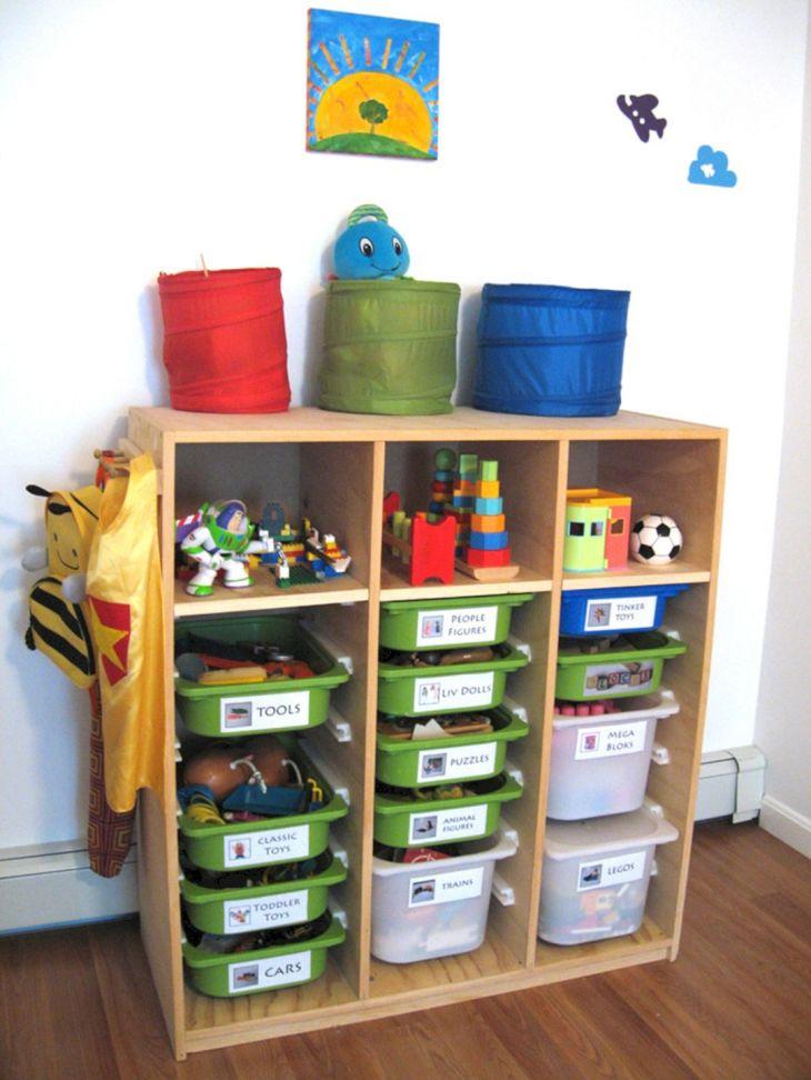 TROFAST Toy Storage Solution