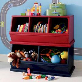 Toy Room Storage Bins