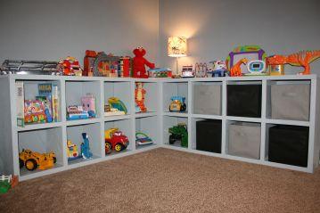 Toy Room Storage Ideas