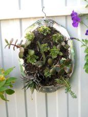 Unique DIY Garden Decor