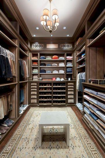 Walk Closet Design Ideas