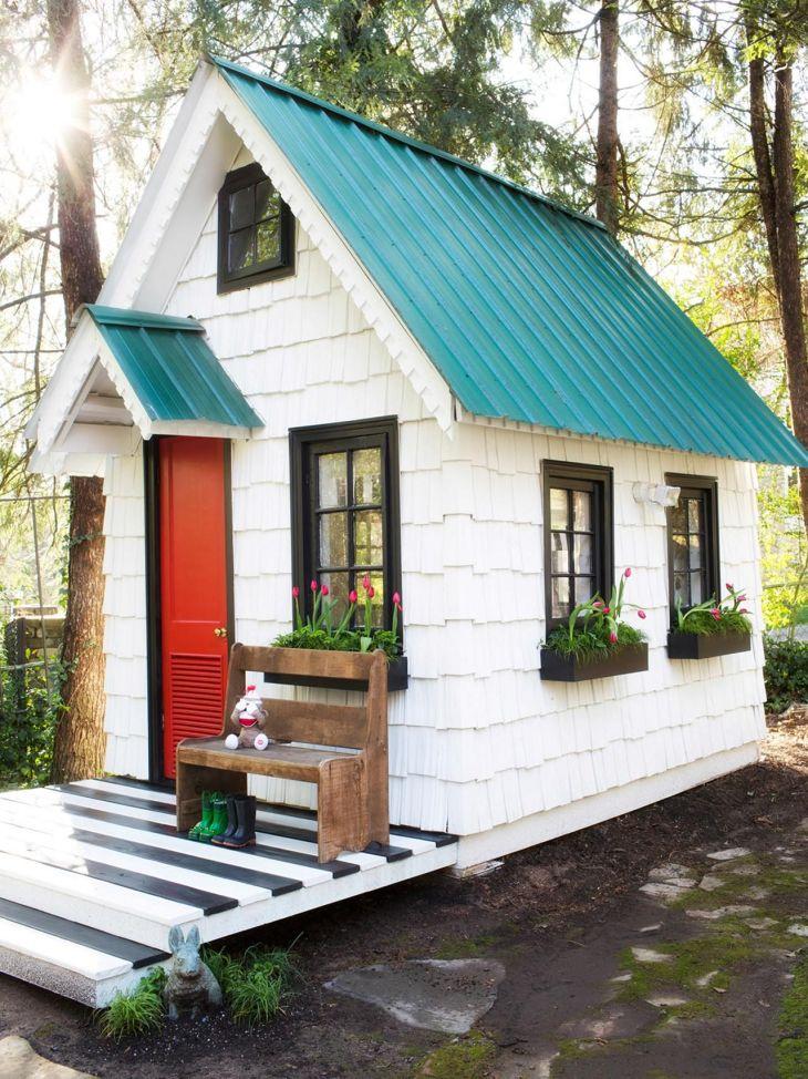 And Backyard Sheds Tiny Houses