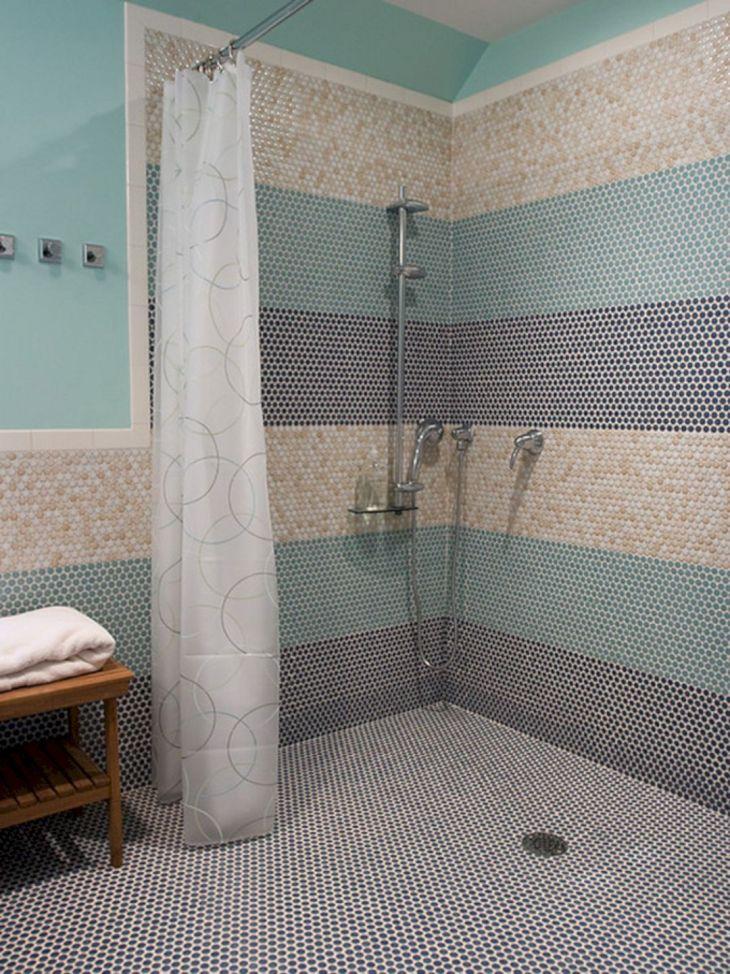 Bathroom Design Tile Showers Idea