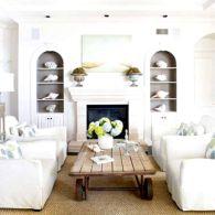 Coastal Rustic Living Room Furniture Ideas