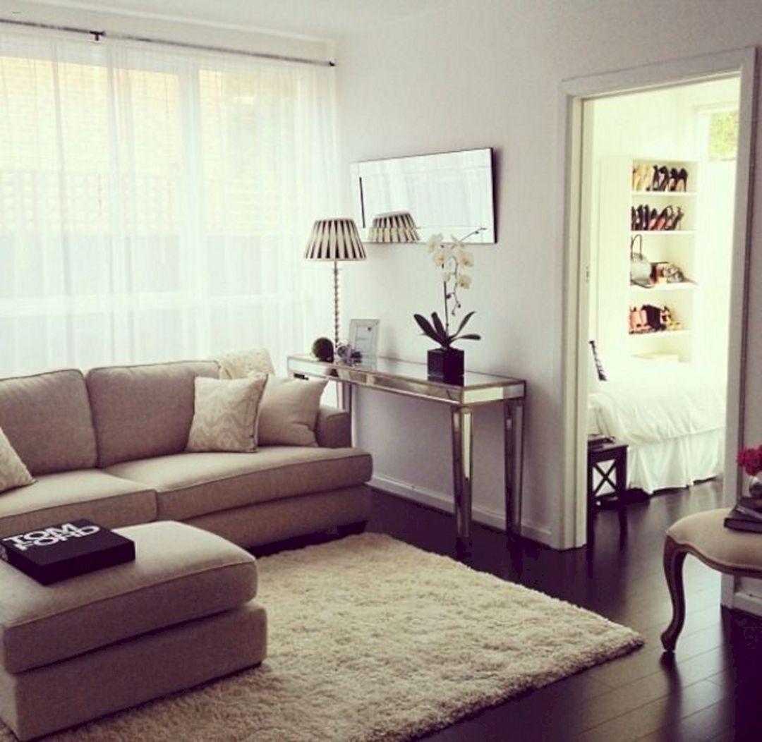 Cute Apartment Living Room Ideas Decoredo