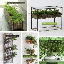 DIY Indoor Herb Gardens Idea