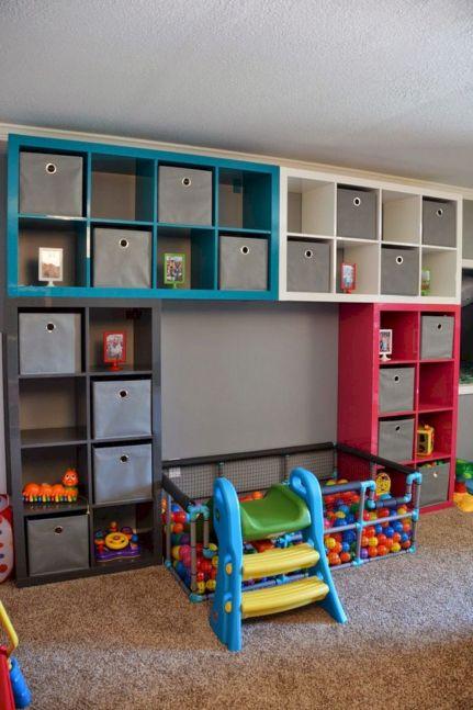 DIY Kids Room Organization Ideas