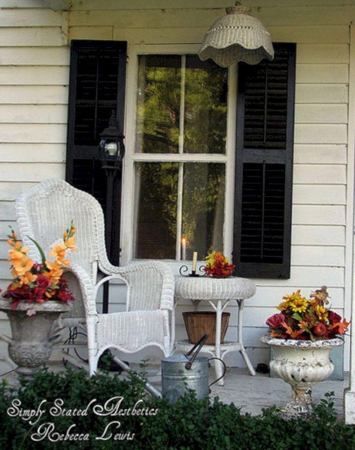 Front Porch Decorating Design
