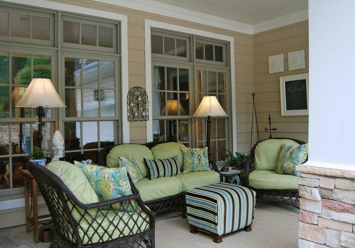 Front Porch Decorating Ideas Designs