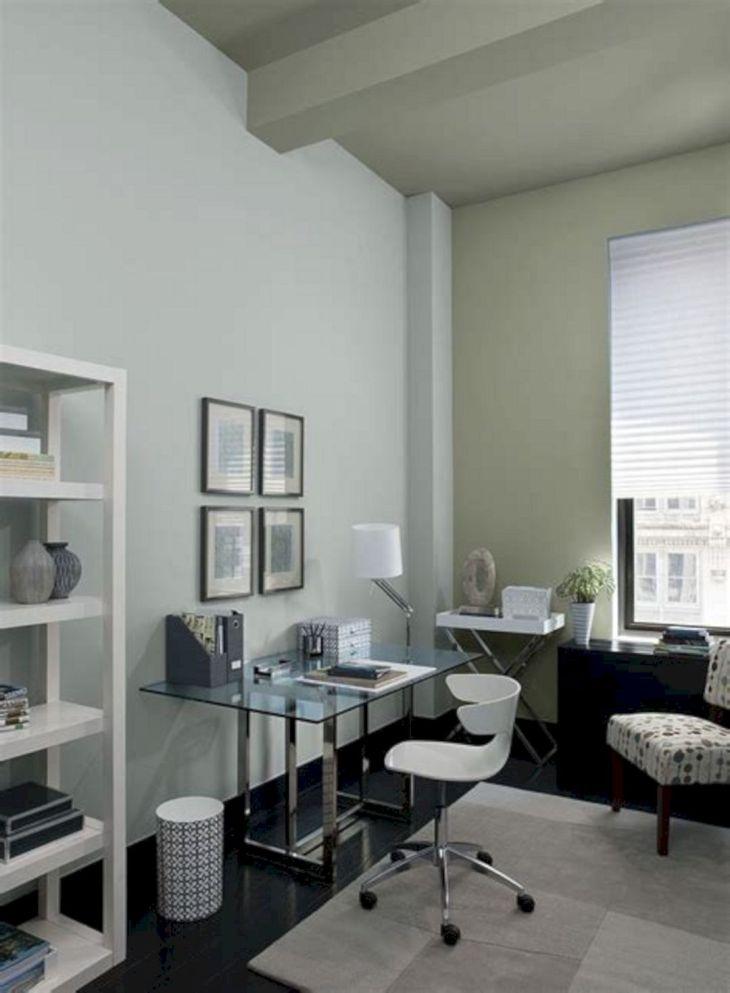 Home Office Colors Benjamin Moore Gray