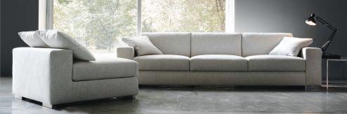 Italian Leather Sofa Furniture