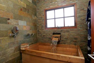 Japanese Soaking Tub Bathroom Designs