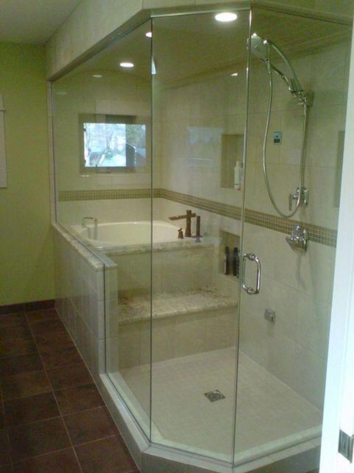 Japanese Soaking Tub and Shower